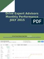 Drive Expert Advisors July 2015 Report.pptx