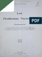 Discurso de Rafael Uribe Uribe 1810