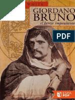 Giordano Bruno, El Hereje Impen - Michael White