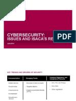 ISACA CyberSecurity Nexus