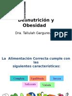 Desnutrición y Obesidad en la Atención Primaria