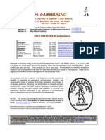 El Gambrisino 2014-05