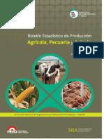 Boletin Produccion Comercializacion Avicola Julio2016