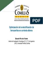 17.45 - 18.05 Universidad Comillas Madrid