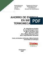 Ahorro de Energía en Sistemas Termomecánicos