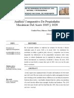 Análisis Comparativo De Propiedades Mecánicas Del Acero 1045 y 1020.docx
