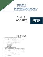 3.0 ADO.NET1