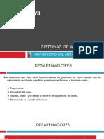 presentacion 4 desarenador