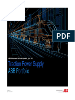 ABB Traction Power Supply Reference Cases 2012