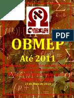 OBMEP Olimpiadas Matematica Escolas Publicas Todos Os Livros OMEGALEPH