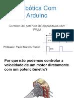 Controle de Potência de Dispositivos Com PWM Material