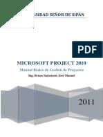 70917875 Manual Basico de Project 2010 2