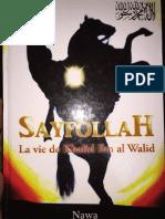 Sayfollah La Vie de Khalid ibn walid