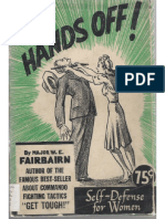 HANDS OFF Self-Defense for Women-Major W. E. Fairbairn-1942