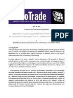 Cato Trade Tpp Abstract June 30 2016
