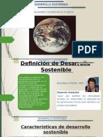 ppt desarrollo sostenible
