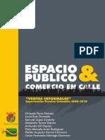 COCLOMBIA Espacio Publico y ComercioCalle