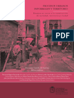 COLOMBIA Procesos Urbanos Informales Territorio