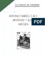 Colombia Nariño Santander Arboleda