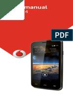 Vodafone Smart 4 UM en 0509