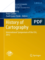 History of Cartography. International Symposium of the ICA, 2012.
