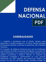 5. Defensa Nacional-clases Enf