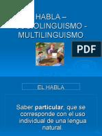 EL HABLA.ppt