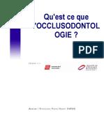 cours occlusodontie
