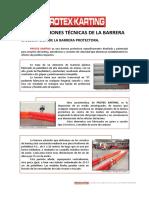 Anexo Especificaciones Tecnicas PROTEXKARTING Es