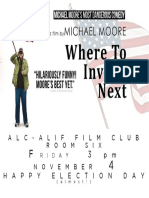 Film poster for Michael Moore