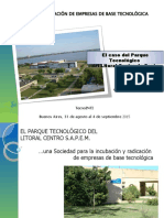PARQUE TECNOLOGICO SANTA FE