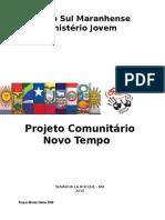 Projeto Calebe