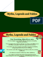 Y5.Myths, Legends and Fables.07.08