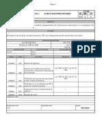Modelo Plan de Auditorias
