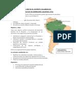 El Perú en El Contexto Sudamericano