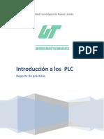Practicas de Introduccion Plc