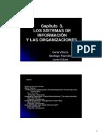 [PD] Documentos - Los sistemas de informacion y las organizaciones.pdf