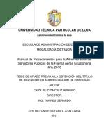UTPL Cruz Homero Caiza Pilicita 1051916