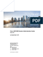 Cisco ASR 5000 System Administration Guide