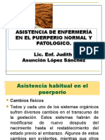 Puerperio Normal y Patologico Ppt