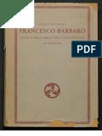 Francesco Barbaro