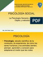 Psicología Social 1ª Clase 2015 Toxicología