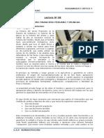 El Sistema Financiero Peruano y Mundial
