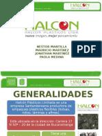 Halcón Plásticos Ltda