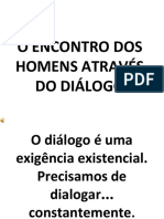 Valor do Dialogo