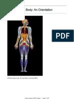 Human.anatomy Ch-01 Assembled