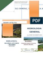 Imagen Satelital Sub Cuenca - Alto Pampas