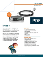 NTS02G Network Time Server v2