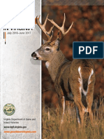 2016 2017 Virginia Hunting and Trapping Regulations Digest