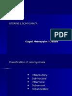 Muney - Uterine Leiomyomata